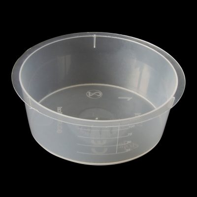 120ml gallipot/medicine measure polypropylene (PP)