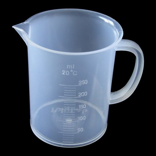 250ml graduated measuring jug polypropylene (PP)