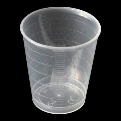 30ml gallipot/medicine measure polypropylene (PP)