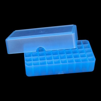Tube storage rack - 50 capacity polypropylene (PP)