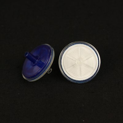 27mm 0.45µm hydrophobic pipette filter unit