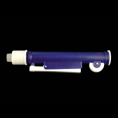 Pipette filler up to 2ml - precise thumb wheel & quick release