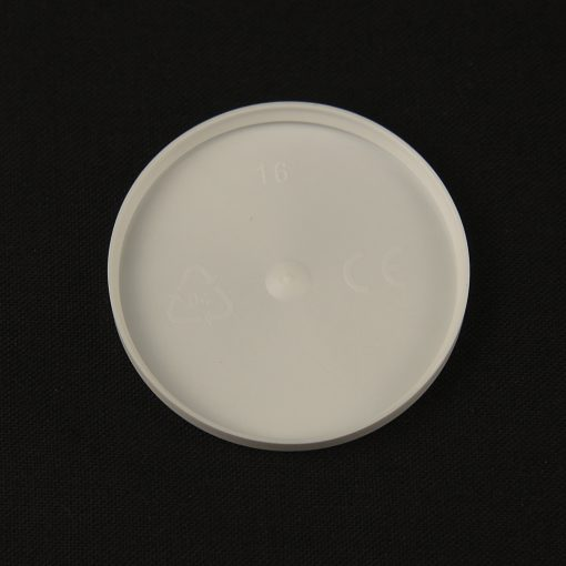 Snap on lid for 30ml medicine measure (fits 30GP) polyethylene (PE)