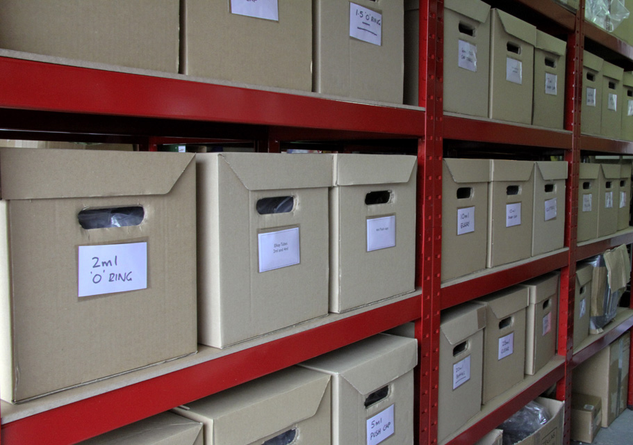 UK warehoused stock