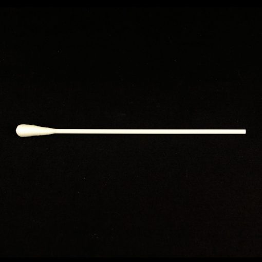 150mm extra large head cotton swab plastic shaft